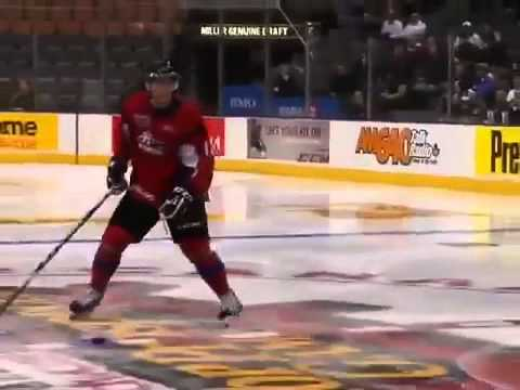 Some Great Stickhandling by Hockey Players