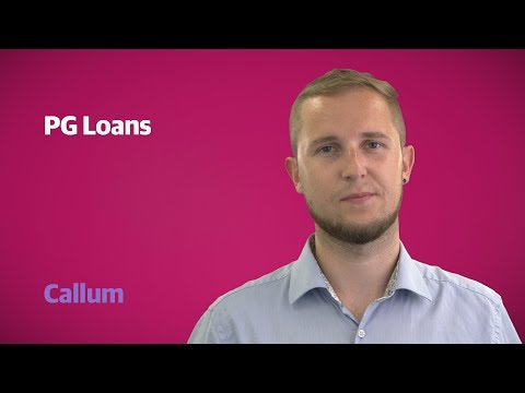 Support your study with a postgraduate loan