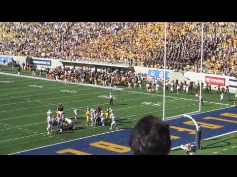 Richard Rodgers 75-yard Touchdown vs Portland St. 2013 video.