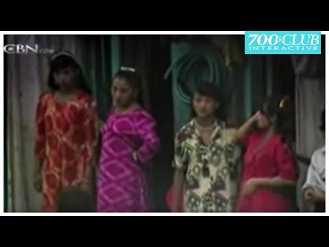Saving Calcutta's Red Light Children - CBN.com