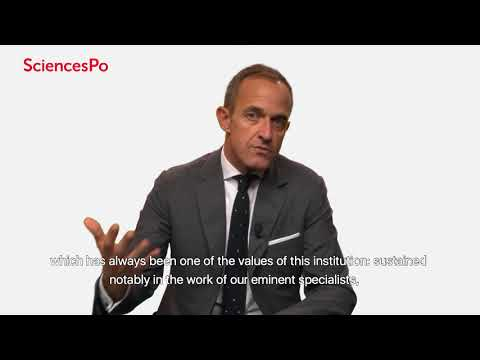 Frédéric Mion commemorates 70 years of the Universal Declaration of Human Rights - Sciences Po