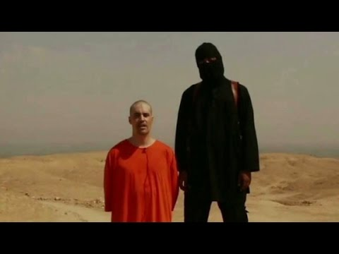 ISIS video appears to show beheading of U.S. journalist