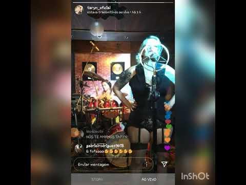 Taryn Szpilman Cantando minha intuição Versão rock
