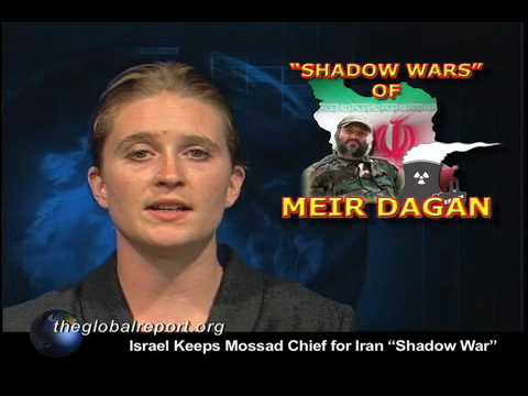 Israel Keeps Mossad Chief for Iran Shadow War