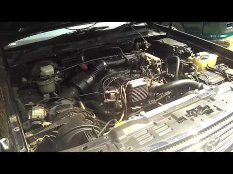 Toyota 1g ge engine фото