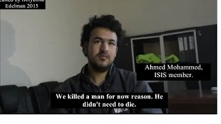 Video Chilling interview of ISIS fighters by Israeli reporters MP3, 3GP, MP4, WEBM, AVI, FLV Februari 2019