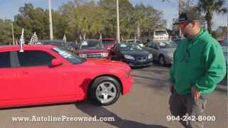 Autoline's 2010 Dodge Charger Walk Around Review Test Drive