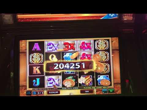 ::: Mega Vault ::: MAXIMUM JACKPOT ($7,426.40) for $1.60 Bet == Handpay == (видео)