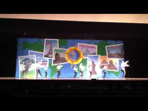 Duncanville High Hats Spring Show 2012
