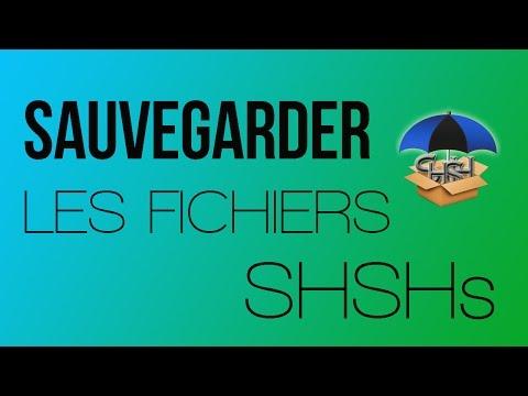 Sauvegarder ses fichiers SHSHs avec TinyUmbrella (DOWNGRADE) (видео)
