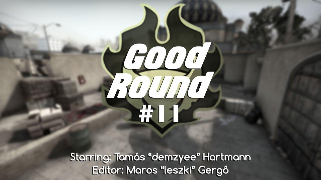 Good Round #11   demyzee vs. mix.