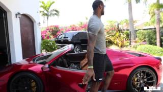 LEBRON JAMES DAY OF LIFE 2014 PRE PLAYOFFS PREPARATION WORKOUT PRACTICE 1 OF 5