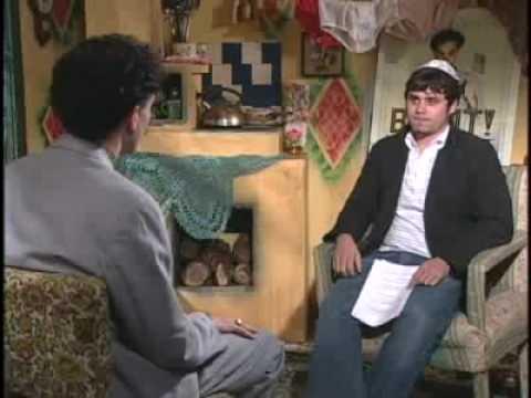 Borat interview - interviewer is jew