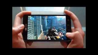 Samsung Galaxy Note [NOVA 3] GAMEPLAY [HD]