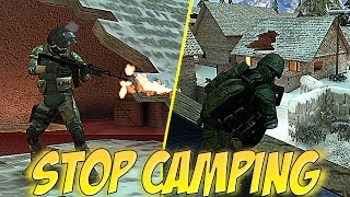 Bullet Force - STOP CAMPING - Roof Campers SUCK! - Gun Game In today's gameplay we go against the biggest roof camper ever. Will I win this gun game match?