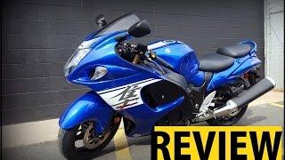 10. Suzuki Hayabusa 2017 Review | BikingTech