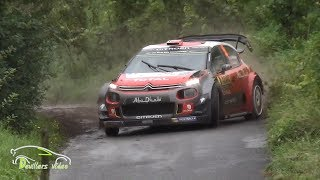 ADAC Rallye Deutschland 2017 Best of with show and maximum attack! React with @devillersvideo and Keep updated : http://www.devillersvideo.be ...