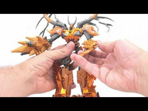 unicron - Video Review of the Transformers Prime: AM-19 Gaia Unicron Check out my buddy Mannys video on how to combine Unicron! http://www.youtube.com/watch?v=pF2dNXV-...