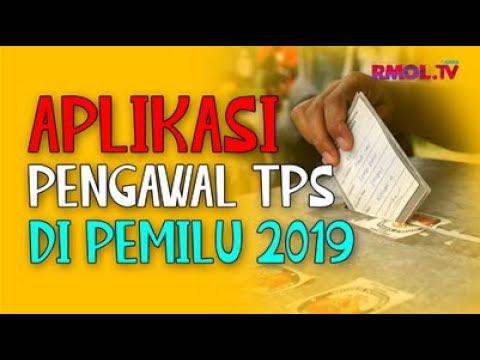 Aplikasi Pengawal TPS Di Pemilu 2019