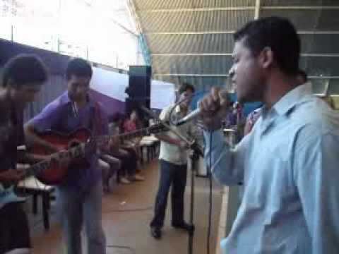 banda da assembléia de Deus em Sento-sé e ex-cantor do Real Som