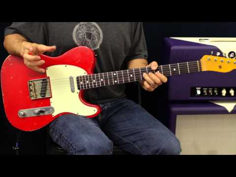 Blues Soloing – Creating Pentatonic Riffs Part 2 – Guitar Lesson – Learn To Solo