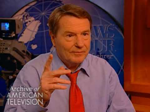 Jim Lehrer on his view of the Kennedy Assassination conspiracy theories