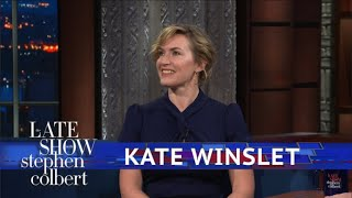 Video Kate Winslet Dropped Out Of School At 16 MP3, 3GP, MP4, WEBM, AVI, FLV April 2018