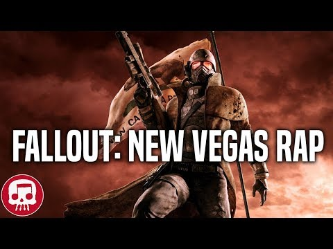 """Fallout New Vegas Rap by Jt Music - """"Welcome To The Strip"""""""