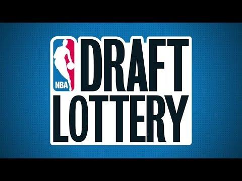 NBA Draft Lottery + NBA Countdown LIVE 5/15/2018