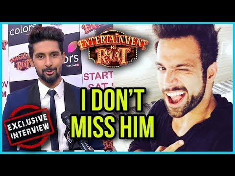 Ravi Dubey HAPPY WITHOUT Rithvik Dhanjani In Enter