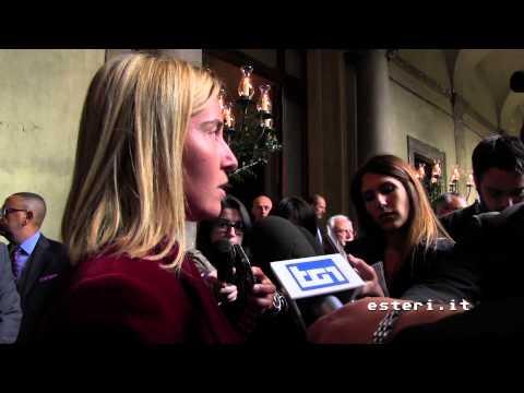 Flash Ucraina: la dichiarazione del Ministro Mogherini