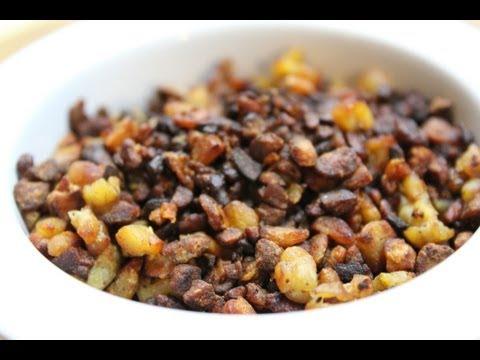 How to make Vegan Bacon Bits
