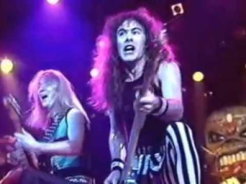 heavymetal - Iron Maiden 0:00:00 Scorpions 0:35:36 Judas Priest 1:15:25 Def Leppard 1:53:15 Ozzy Osbourne 2:21:09 Quiet Riot 2:50:34 Krokus 3:15:02 MSG The Michael Schenk...