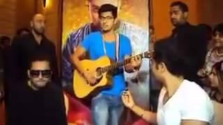 Darshan rawal india's raw star audition afrostar