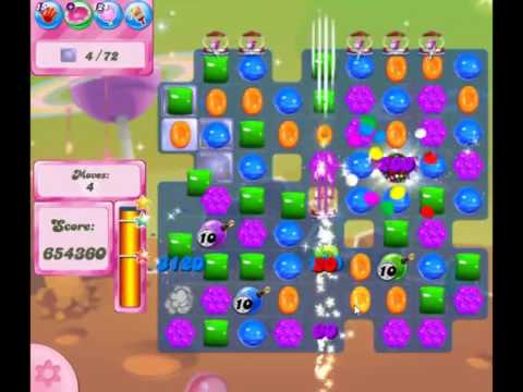 Candy Crush Saga Level 2631 - NO BOOSTERS
