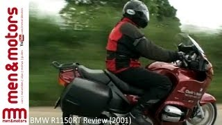 4. BMW R1150RT Review (2001)