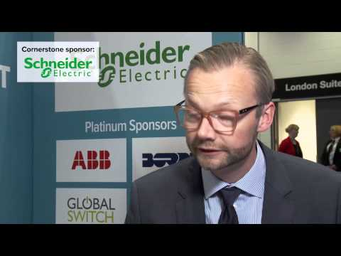 DCD Converged London: Why Schneider cares about DCIM