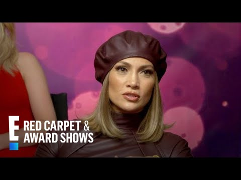"""J.Lo Reveals A-Rod Taught Her How Strip Clubs Work for """"Hustlers"""" 