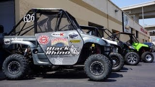 9. Yamaha Rhino 660 +2mm, Hot Cam, CDI, Dyno Tune by Alba Racing
