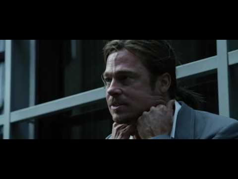 Brad pitt murdered and robbed in the movie the counselor