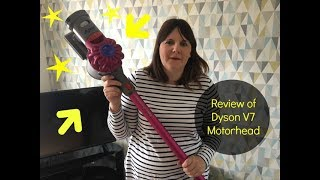 A review of the cordless Dyson V7 see what we thought of no wires.