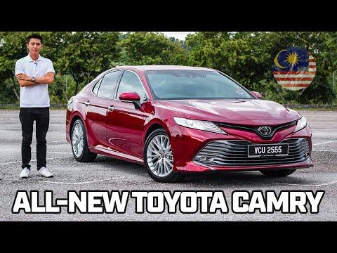 All-New Toyota Camry 馬來西亞版本試駕 (附 Camry , Mazda 6 與 Volkswagen Passat 對比測試心得)