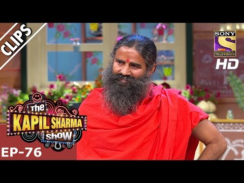 Baba Ramdev : A Good Business Man or Yog Guru? – The Kapil Sharma Show - 22nd Jan 2017