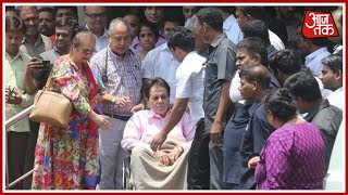 Actor Dilip Kumar Discharged From Hospital :Mumbai Metro