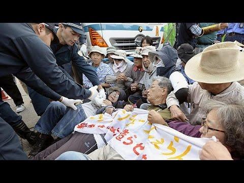 Ιαπωνία: Αψιμαχίες για την αμερικανική βάση στην Οκινάουα