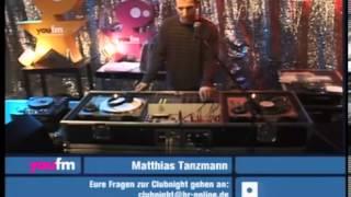 Matthias Tanzmann - Live @ YouFM Clubnight 2006