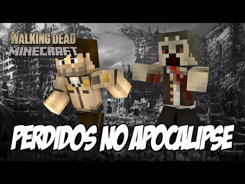Minecraft The Walking Dead Ep 25 – Perdidos no Apocalipse