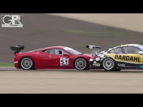 Servizio Coppa Italia Gran Turismo/P9 Challenge Imola
