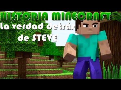 HISTORIA MINECRAFT | La verdad detrás de Steve