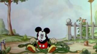 Tesoros Disney - Mickey Mouse - El Jardín De Mickey (1935)